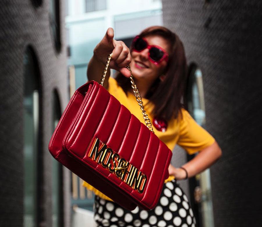 Moschino sac