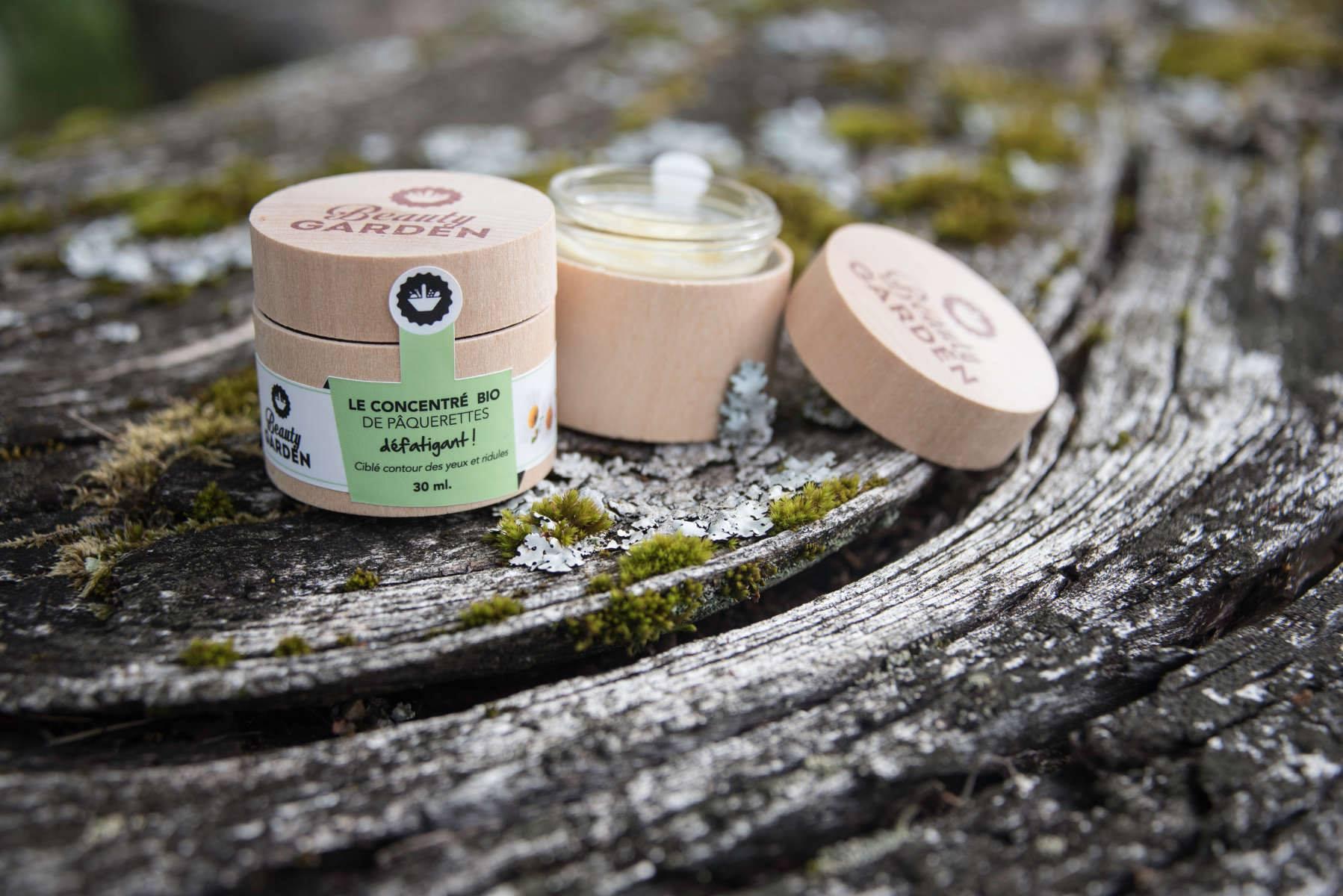 beauty garden produits