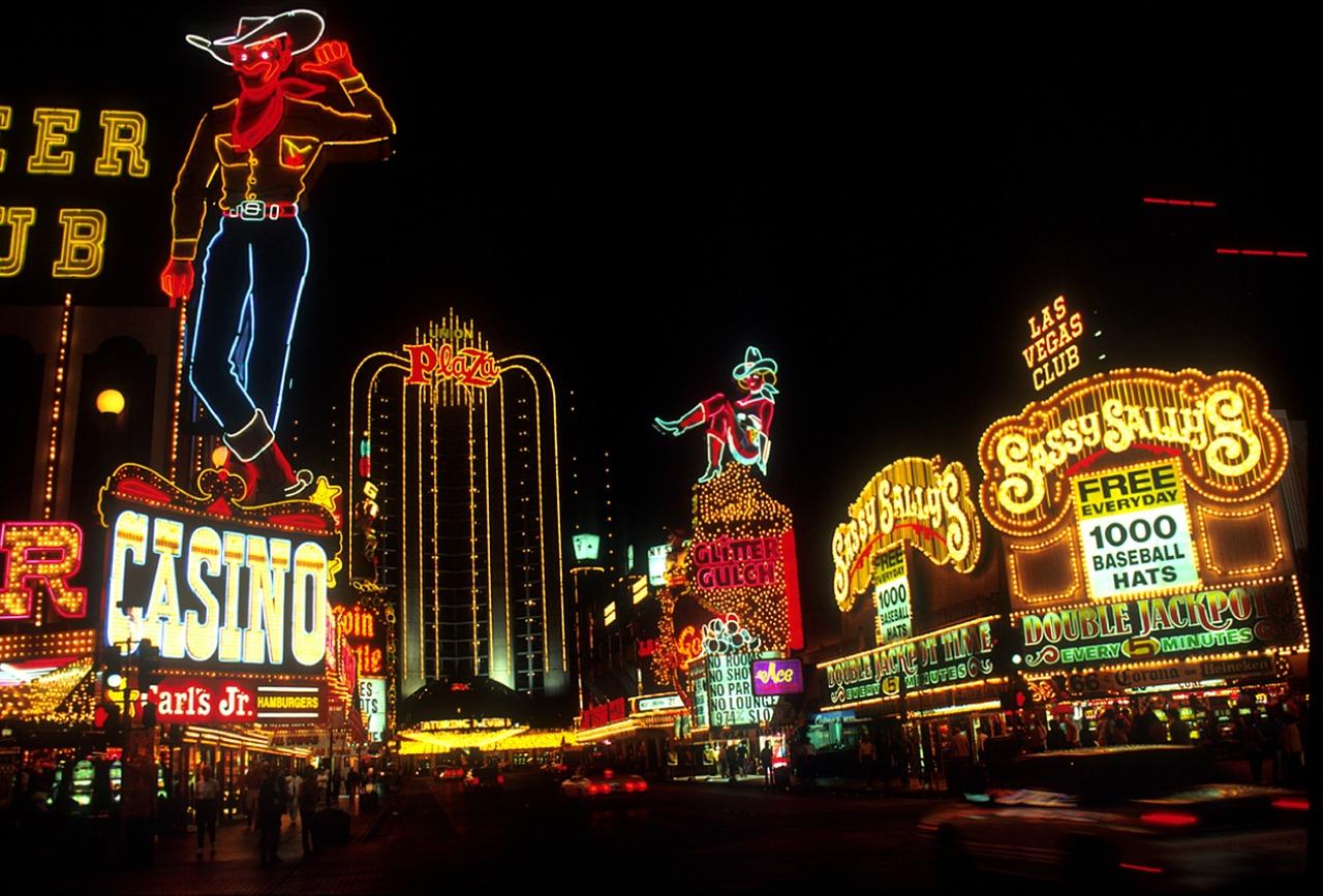 les stars et les casinos