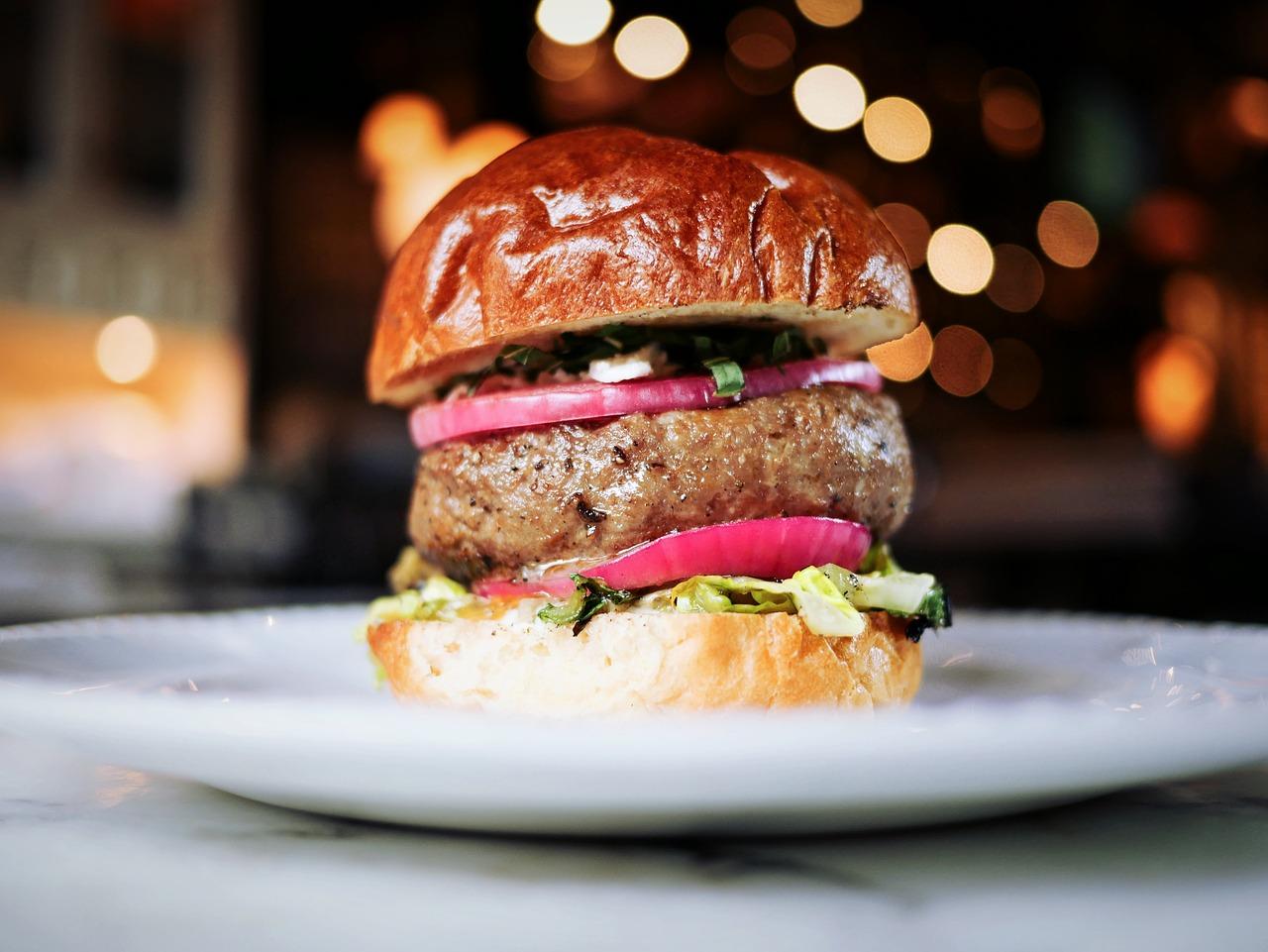 Combien de calories dans un burger