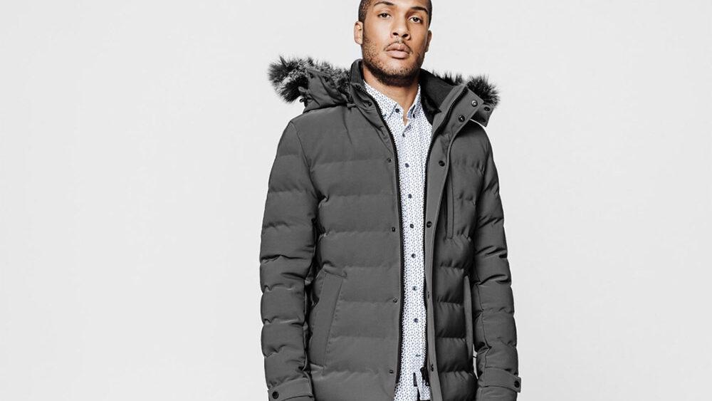 manteau acheter pour son homme