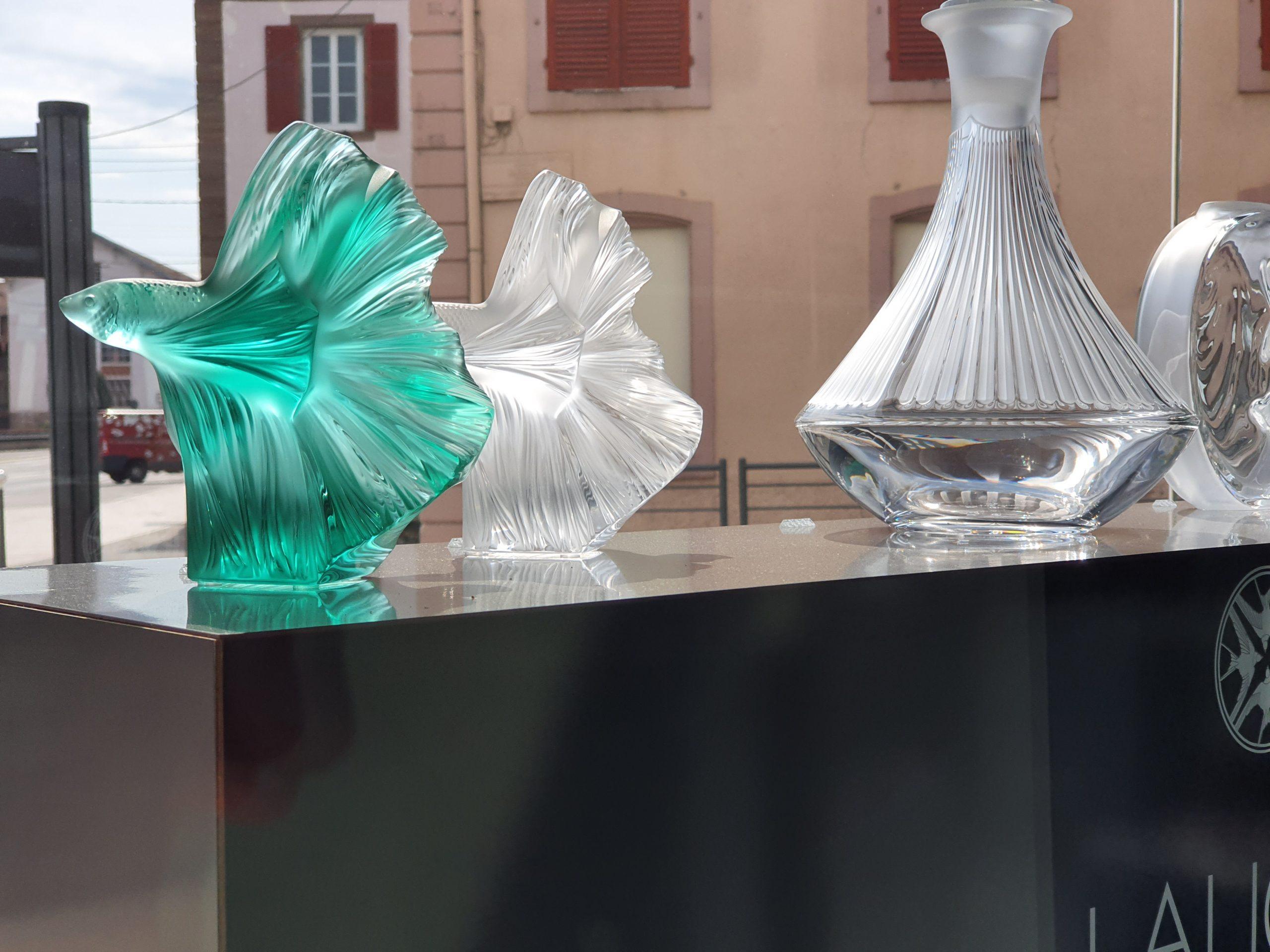 secrets de la fabrication du cristal