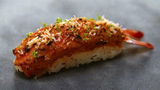 Recette du Sushi Sata